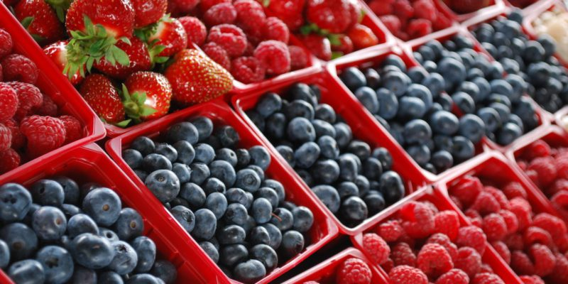 Berries - Fruit Care